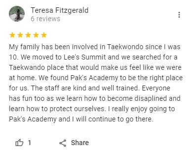 Top review of taekwondo school in Lee's Summit Missouri - Prime Taekwondo School Lee's Summit Missouri