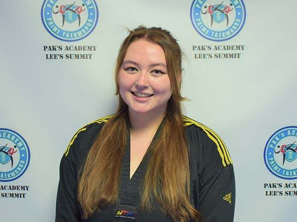 Vanessa Willyard - Prime Taekwondo School in Lee's Summit Missouri