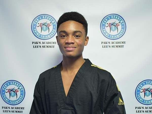 Quincy Dickerson - Prime Taekwondo School in Lee's Summit Missouri