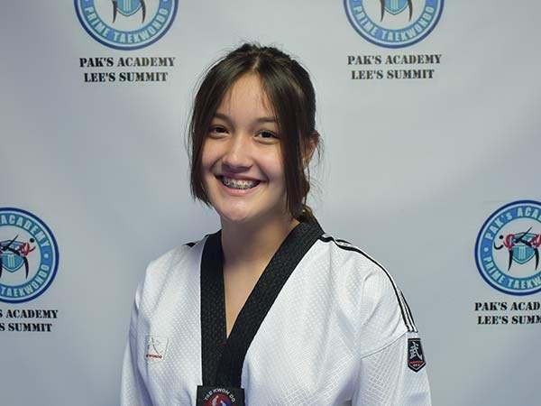 Subin Robinson-Prime Taekwondo School in Lee's Summit Missouri