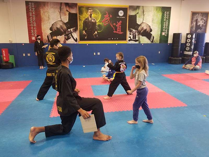 Bday Party 2, Pak's Academy Prime Taekwondo Lee's Summit MO