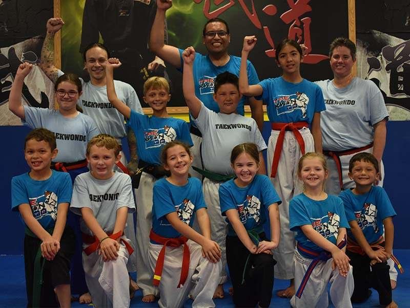 Takewondo school in Lee's Summit Missouri - Prime Taekwondo School Lee's Summit Missouri